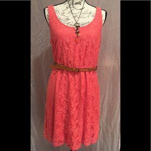 👗 Lauren Conrad size Large dress